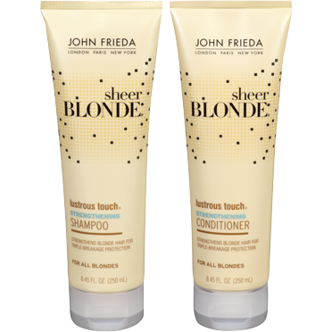 Sheer Blonde Lustrous Touch Strengthening